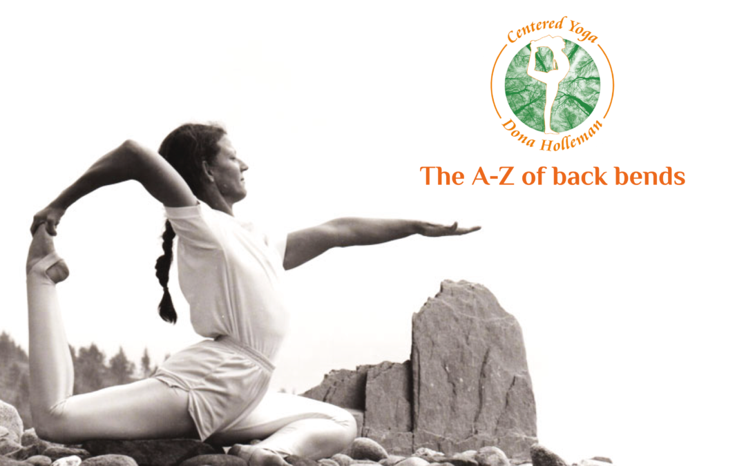 [postponed]22-27 Feb 2021 | The A-Z of back bends