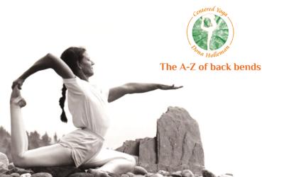[rinviato]22-27 Feb 2021 | The A-Z of back bends