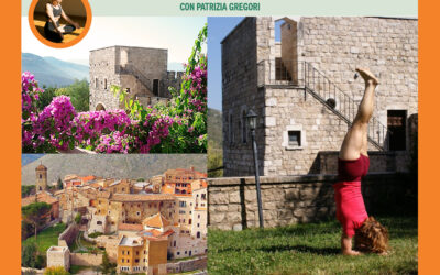 23-27 Giu 2021 | Seminario Estivo Centered Yoga Studio Dhyana di Patrizia Gregori